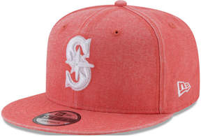 New Era Seattle Mariners Neon Time 9FIFTY Snapback Cap