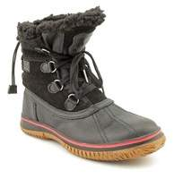 Pajar Iceland Women Round Toe Leather Winter Boot.