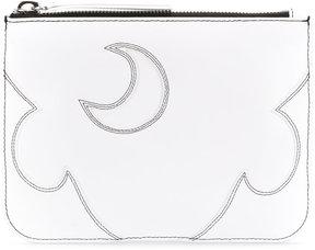 McQ Alexander McQueen medium pouch clutch