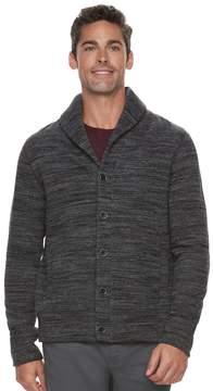 Marc Anthony Men's Slim-Fit Shawl-Collar Sweater Fleece Jacket