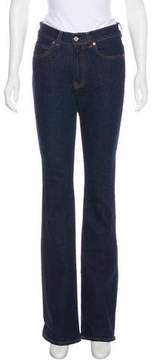 Acne Studios Wide-Leg Mid-Rise Jeans
