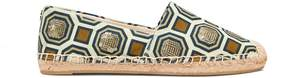 Tory Burch CECILY EMBELLISHED ESPADRILLE