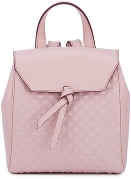 Alexandra de Curtis - Hepburn Mini Backpack Blush Pink Scudo