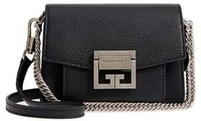 Givenchy Mini GV3 Leather Crossbody Bag