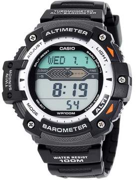 Casio Altimeter, Barometer, and Thermometer Watch