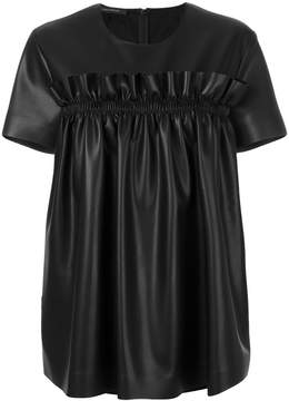Cédric Charlier frill panel top