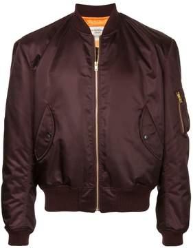 Kent & Curwen bomber jacket
