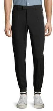 Karl Lagerfeld Tapered-Leg Pants