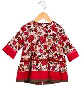 Catimini Girls' Corduroy Dress