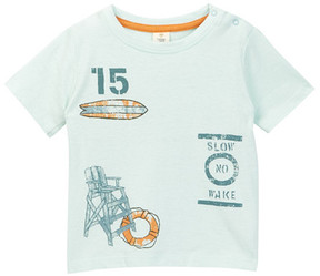 Tucker + Tate Logo Short Sleeve Tee (Baby Boys)