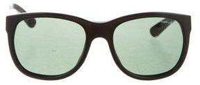 Ralph Lauren Oversize Tinted Sunglasses