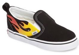 Vans Infant Boy's Slip-On V Sneaker