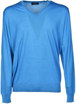 Fedeli V-neck Sweater