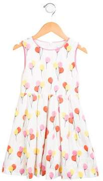 Rachel Riley Girls' Ballon A-Line Dress