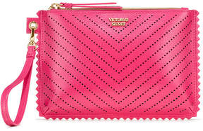Victoria's Secret Victorias Secret Laser Cut Night Out Wristlet