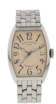 Franck Muller Casablanca 5850 Stainless Steel Automatic 32mm Mens Watch