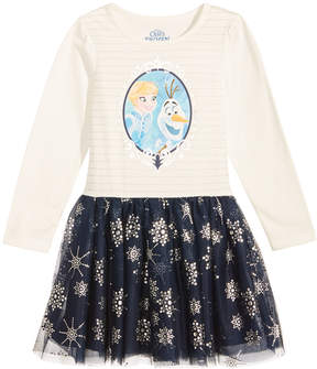 Disney Frozen Elsa & Olaf Tutu Dress, Toddler Girls (2T-5T)