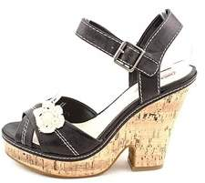 American Rag Womens Tiina Open Toe Ankle Strap Platform Pumps.