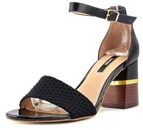 Kensie Estan Open Toe Synthetic Sandals.