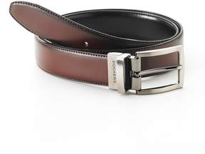 Dockers Stitched Reversible Leather Belt - Men