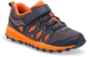 Saucony Boys' Peregrine Alternative Closure Running Shoes