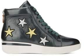 Kenneth Cole New York Gentle Souls By Kenneth Cole Helka Star High-Top Platform Sneaker - Women's
