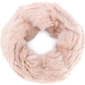 Yves Salomon neck scarf