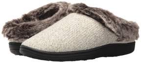 Acorn Chinchilla Clog Ragg Women's Slippers