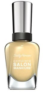 Sally Hansen Complete Salon Manicure Nail Color, Mum's The Word, .5 Oz.