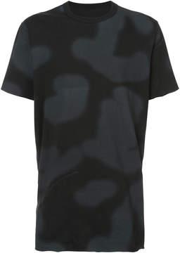 MHI stain print T-shirt
