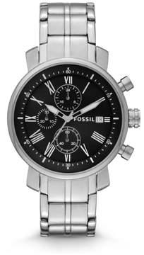 Fossil Rhett Chronograph Stainless Steel Watch
