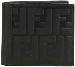 Fendi Double F Bifold Wallet