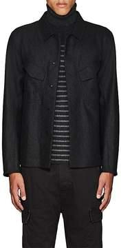 Arcteryx Veilance Arc'Teryx Veilance Men's Haedn Oversized Wool-Blend Shirt Jacket