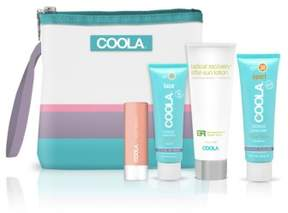 Coola Suncare Go Green Not Red! Mineral Travel Set