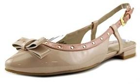 Rialto Aria Round Toe Synthetic Slingback Heel.