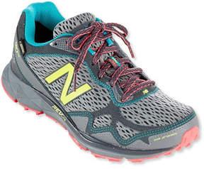 L.L. Bean Women's New Balance 910 Gore-Tex Trail Running Shoes