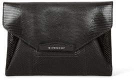 Givenchy Antigona Python Envelope Clutch