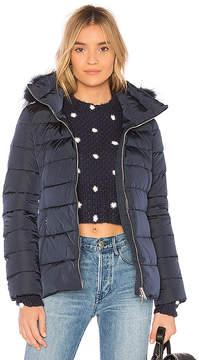 ADD Fur Trim Jacket
