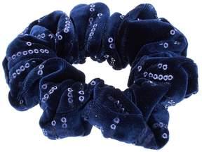 Mudd Sequined Scrunchie Hair Tie