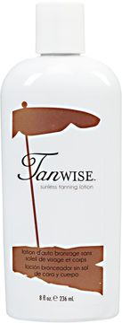 Tanwise Sunless Tanning Lotion