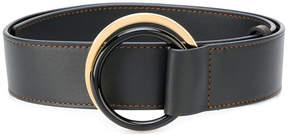 Marni double ring belt