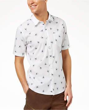 American Rag Men's Aloha Floral Shirt, Created for Macy's