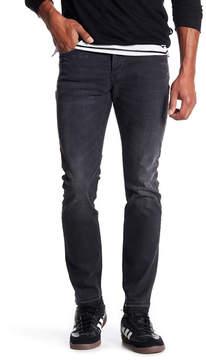 Neuw Iggy Distressed Raw Hem Skinny Jean