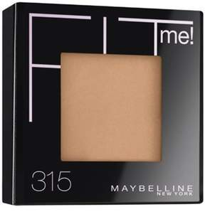 Maybelline New York Fit Me! Pressed Powder, 315, Soft Honey.