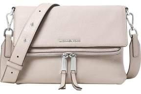Michael Kors Ezra Medium Messenger Bag - Cement - 30T6SE5M2L-092