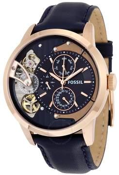 Fossil Townsman Multi-Function Navy Blue Dial Men's Watch