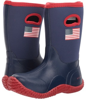 Roper Barnyard Patriot Kids Shoes