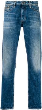 Calvin Klein Jeans stonewashed slim-fit jeans