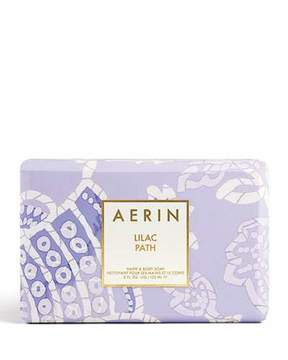 AERIN Limited Edition Lilac Path Soap Bar