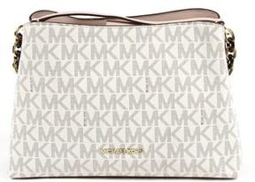 Michael Kors Womens Handbag Portia. - BEIGE - STYLE